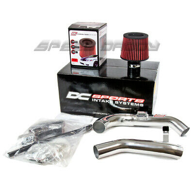 FOR 07-08 NISSAN VERSA DC SPORTS CARB LEGAL COLD AIR INTAKE SYSTEM+FILTER