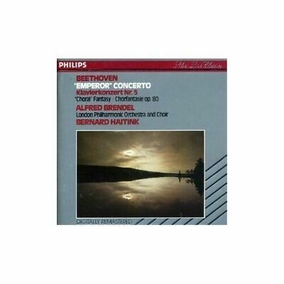 "Various Artists : Beethoven: Piano Concerto No. 5 ""Emperor CD"