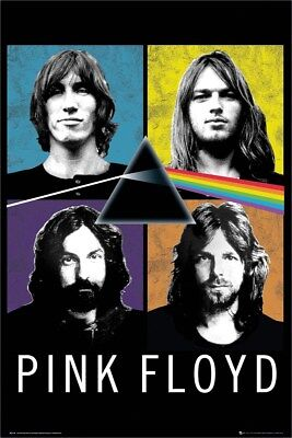 Pink Floyd Maxi Poster 61 x 91,5 cm Band