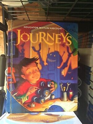 Harcourt Journeys (2011) Grade 4 Student Edition Textbook Used [91 For Sale]