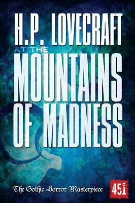 At The Mountains of Madness (Fantastic Fiction) by Lovecraft, H. P., NEW Book, (
