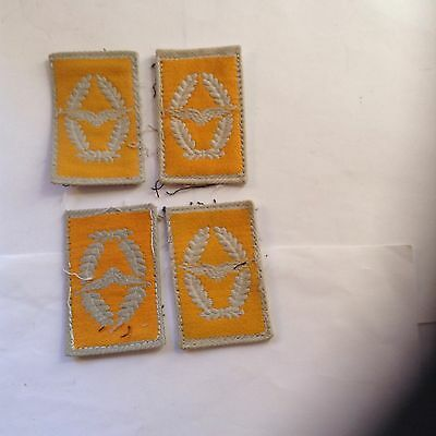 GERMAN AIR FORCE WW2 UNIFORM PATCHES -  1940s & LATER  - ORIGINAL AND RARE!