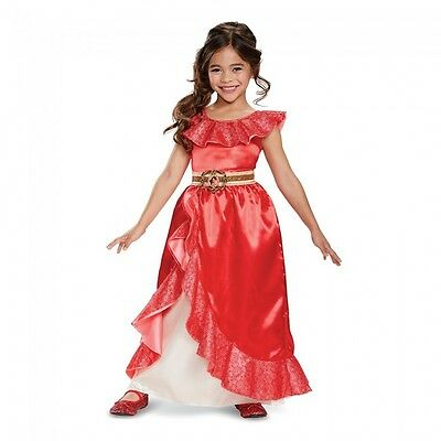 Disguise Disney Elena Avalor Adventure Outfit Deluxe Halloween Kostüm 51671