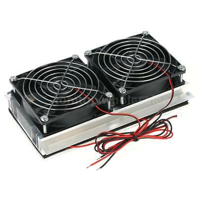 12V 140W Thermoelectric Peltier Refrigeration Cooling Semiconductor Cooler F3H2