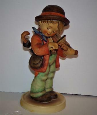 M. I. HUMMEL – Little Fiddler, HUM 2 4/0, TM 5 - 5.75 TALL