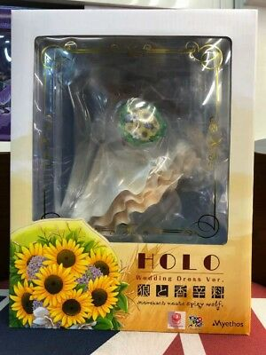Spice and Wolf 10y anniversary Aniv Holo Wedding Ver 1//8 PVC anime game Figure