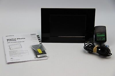 """Sony DPF-A72N 7"""" Digital Picture Frame"""