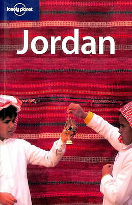 Jordan (Lonely Planet Country Guides) by Mayhew, Bradley