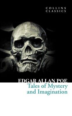 Collins classics: Tales of mystery & imagination by Edgar Allan Poe (Paperback