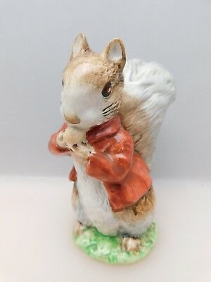 1970s Beswick Beatrix Potter Figurine - Tommy Tiptoes - BP3a Backstamp