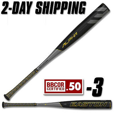 2019 EASTON PROJECT 3 Alpha XL BBCOR: BB19ALX Baseball Bat