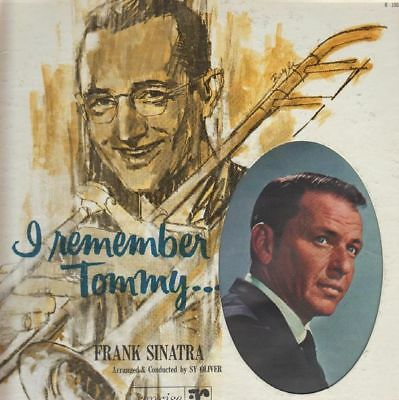 Frank Sinatra I Remember Tommy Reprise Records Vinyl LP