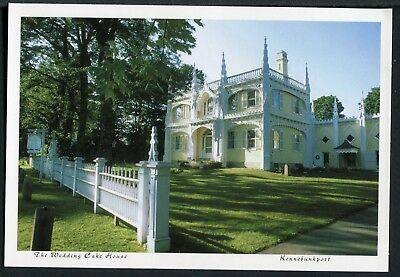 The Wedding Cake House Kennebunkport Maine 5 00 Picclick