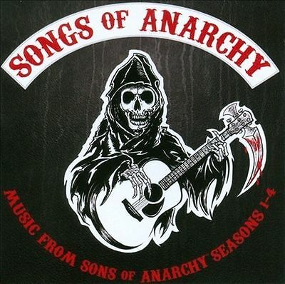 Songs Of Anarchy: Music From Sons Of Anarchy Seasons 1-4,  CD , New, FREE & Fast