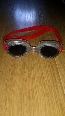 Speedo Mens Futura Biofuse Antifog Black Swimming Goggles 99p