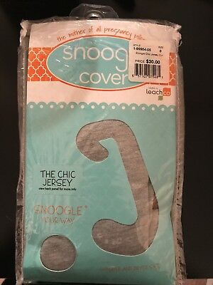 snoogle pillow cover