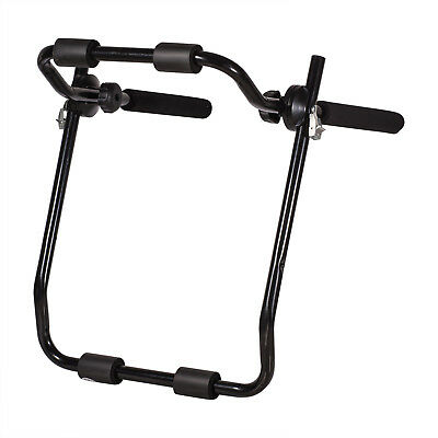 3 Bicycle Bike Heavy Duty Car Cycle Carrier Rack Hatchback Rear Mount Mounted