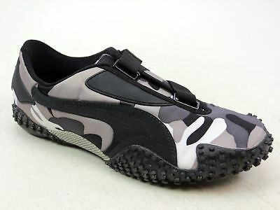 195c7634f919 Mens Puma Mostro Greys Camo Sports Fitness Gym Fashion Pumps Trainers Uk  Size 9