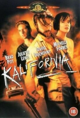 Kalifornia [DVD] [1994] -  CD 1HVG The Fast Free Shipping