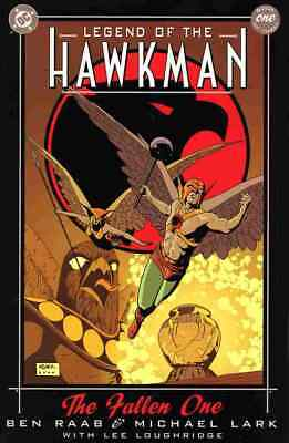 Legend Of The Hawkman #1-3 Near Mint Complete Set 2000 Dc Comics Mn-142