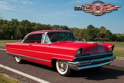 1956 Lincoln Other Premiere Coupe 1956 Lincoln Premiere Coupe, 368, All Power