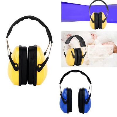 2x Ear Defenders Headphones NRR 27DB Kid Safety Ear Muffs Shooting Protector