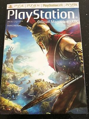 Official Playstation Magazine October 2018 Issue 153