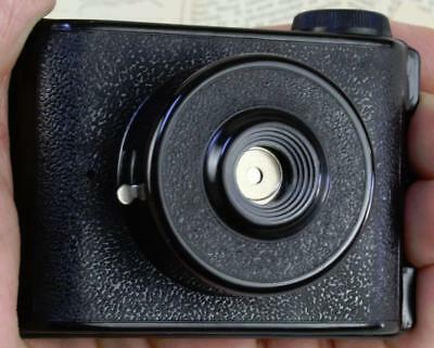 V.P. Twin Bakelite Pocket Camera in Original Packaging