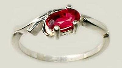 "19thC Antique 2/3ct Spinel Roman ""Balas Ruby"" Badakhshan Tajikistan Marco Polo"