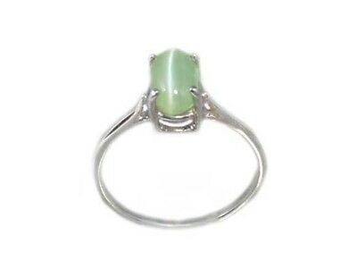 19thC Antique 2ct Chrysoberyl Ancient Persia Rome Evil Eye Protect Amulet Ring