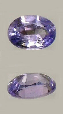 19thC Antique 1/3ct Sapphire Ancient Hebrew Mystics Talisman Gem of King Solomon