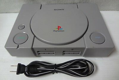 Official Vintage Sony PlayStation 1 PS1 Console Only SCPH-5501 - Untested   -25