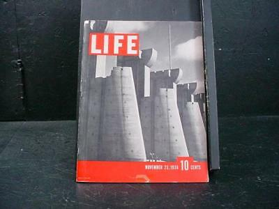 NobleSpirit NO RESERVE {3970}First Edition, First Issue Life Magazine, 1936