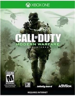 Activision XB1 ACT 88075 Call of Duty Modern Warfare Remastered - Xbox One