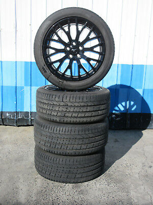 FORD MUSTANG Falcon BA BF FG 19 in alloy rims wheels PIRELLI tyres Set of 4
