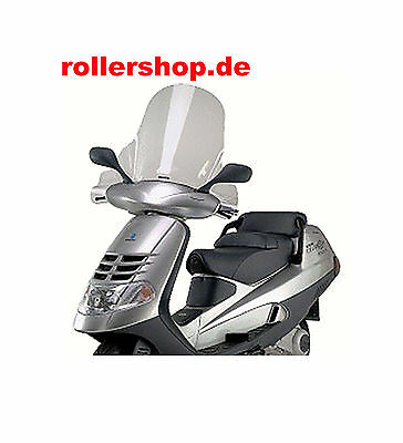 Windschild HOCH Piaggio GT, Superhexagon GTX, Bj 00