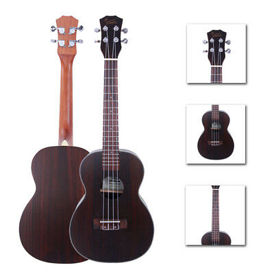 "New 26"" Rosewood 18 Frets Aoustic Tenor Ukulele 4 Strings Guitar"