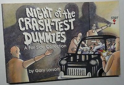 Night of the Crash-Test Dummies von Gary Larson (1988, TB) A Far Side Collection