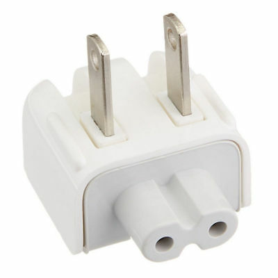New For Apple Macbook/Pro Ac Power Adapter Charger Wall Plug Duck Head For USA