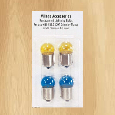 Department 56 Accessories for Department 56 Replacement Lightning Bulb Lights