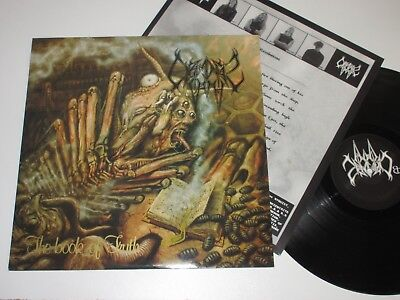 LP/Ceremonial Oath/The Book Of Truth/PRIM 3 +OIS 1993 France