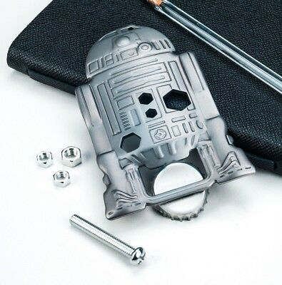 Star Wars R2-D2 Multi Tool Keyring Bottle Opener Screwdrivers Pocket Tool