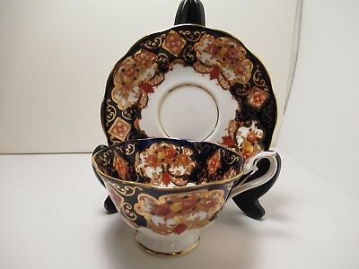 "Royal Albert Eng. China  Tea Cup&Saucer ""Heirloom""  Excellent Condition!!!!"