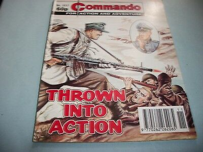 1998 Commando comic no. 3117