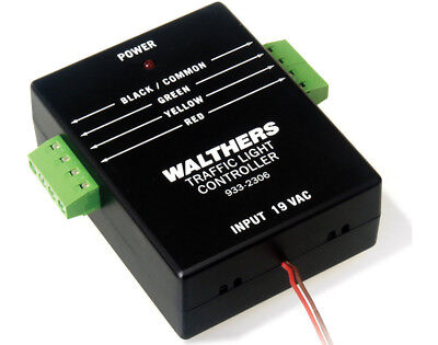 Walthers SceneMaster HO Scale Traffic Signal Light Electronic Controller