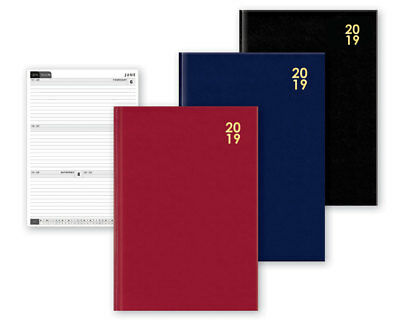 2019 A5 Week To View Diary Appointments Christmas Home Office WTV W2V Hardback