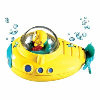 Munchkin UNDERSEA EXPLORER Baby/Toddler Bath Time Fun Activities Toy/Gift BN