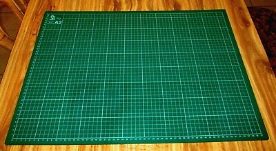 A2 Thick 5-Ply, Self-Healing Craft Cutting Mat - Perfect Condition.