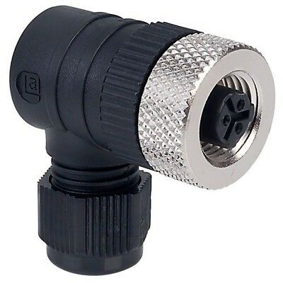 Telemecanique XZCC20FCM30B Female 1/2'' 20UNF PG7 Elbowed Cable Gland Connector