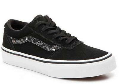 7e025344 NEW VANS MY Maddie Zip Girls High-Top Skate Shoes Youth Size 13 ...